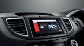 2015 Honda CR-V interior infotainment Malaysia