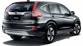 2015 Honda CR-V rear three quarter Malaysia