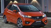2015 Honda Jazz front quarters South Africa