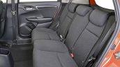 2015 Honda Jazz rear seats South Africa