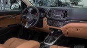 2015 Kia KX3 interior spied China