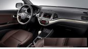 2015 Kia Picanto offical leak interior