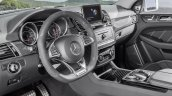 2015 Mercedes AMG GLE63 S Coupe interior