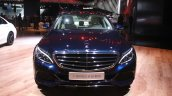 2015 Mercedes C Class C350 Plug-in Hybrid front at the 2015 Detroit Auto Show