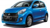 2015 Perodua Myvi 1.5 Advance front three quarter official