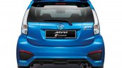 2015 Perodua Myvi 1.5 Advance rear official