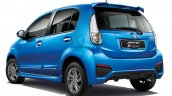 2015 Perodua Myvi 1.5 Advance rear three quarter official