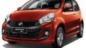 2015 Perodua Myvi 1.5 XE front three quarter official