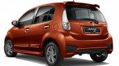 2015 Perodua Myvi 1.5 XE rear three quarter official