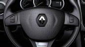 2015 Renault Logan Exclusive steering wheel Brazil