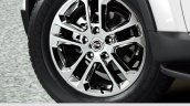 2015 Ssangyong Rexton W alloy wheel