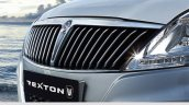 2015 Ssangyong Rexton W grille