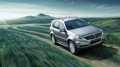 2015 Ssangyong Rexton W in action