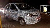 2015 Tata Kite hatchback spied front three quarters