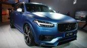 2015 Volvo XC90 R-Design front quarters at the 2015 Detroit Auto Show