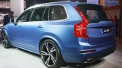 2015 Volvo XC90 R-Design rear end at the 2015 Detroit Auto Show