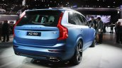 2015 Volvo XC90 R-Design rear quarter at the 2015 Detroit Auto Show