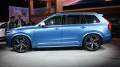 2015 Volvo XC90 R-Design side at the 2015 Detroit Auto Show