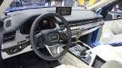 2016 Audi Q7 interior at the 2015 Detroit Auto Show