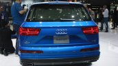 2016 Audi Q7 rear at the 2015 Detroit Auto Show
