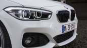 2016 BMW 1 Series facelift LED lights