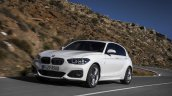 2016 BMW 1 Series facelift