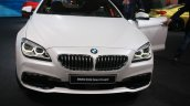 2016 BMW 6 Series Facelift at the 2015 Detroit Auto Show