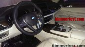 2016 BMW 7 Series dashboard fully revealed