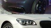 2016 BMW 7 series vs 2013 BMW 7 series front