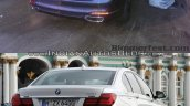 2016 BMW 7 series vs 2013 BMW 7 series rear three quarters