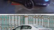 2016 BMW 7 series vs 2013 BMW 7 series side