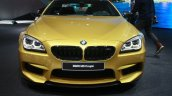 2016 BMW M6 Facelift at the 2015 Detroit Auto Show