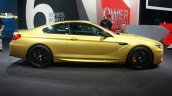 2016 BMW M6 Facelift side at the 2015 Detroit Auto Show
