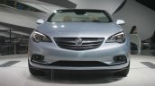 2016 Buick Cascada front at the 2015 Detroit Auto Show