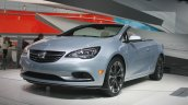 2016 Buick Cascada front three quarters at the 2015 Detroit Auto Show
