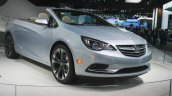 2016 Buick Cascada front three quarters left at the 2015 Detroit Auto Show