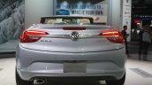 2016 Buick Cascada rear at the 2015 Detroit Auto Show