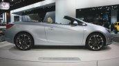 2016 Buick Cascada side profile at the 2015 Detroit Auto Show