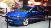 2016 Chevrolet Volt at the 2015 Detroit Auto Show