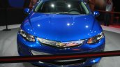 2016 Chevrolet Volt front at the 2015 Detroit Auto Show