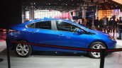 2016 Chevrolet Volt side at the 2015 Detroit Auto Show