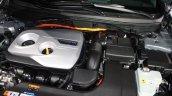 2016 Hyundai Sonata Plug in Hybrid engine at the 2015 Detroit Auto Show