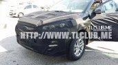 2016 Hyundai ix35 front spied