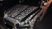 2016 Jaguar XF headlight spied