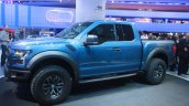 2017 Ford F-150 Raptor at the 2015 Detroit Auto Show