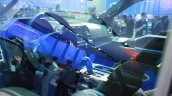 2017 Ford F-150 Raptor interior at the 2015 Detroit Auto Show