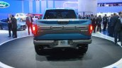 2017 Ford F-150 Raptor rear at the 2015 Detroit Auto Show