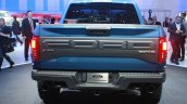 2017 Ford F-150 Raptor rear view at the 2015 Detroit Auto Show