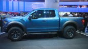 2017 Ford F-150 Raptor side view at the 2015 Detroit Auto Show