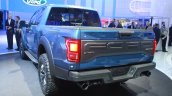 2017 Ford F-150 Raptor tailgate at the 2015 Detroit Auto Show